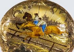 Audemars Piguet Audemars Piguet Pocket Rare 1880s Large Mens 42mm Double Enamel - 1205498