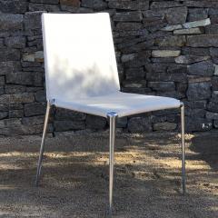 B B Italia B B Italia Roberto Barbieri Modern Flexibility ALMA Stackable Dining Chairs - 1772799