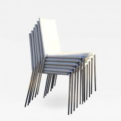B B Italia B B Italia Roberto Barbieri Modern Flexibility ALMA Stackable Dining Chairs - 1773001