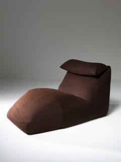 B B Italia Le Bambole Chaise Longue by Mario Bellini for B B Italia - 1024210
