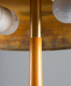 B hlmarks Swedish Midcentury Table Lamp in Brass by Harald Notini for B hlmarks - 1620208
