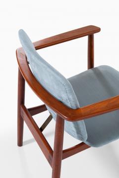 B rge Mogensen Borge Mogensen Armchairs Produced by S borg M belfabrik - 1886596