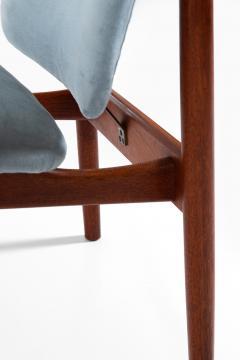 B rge Mogensen Borge Mogensen Armchairs Produced by S borg M belfabrik - 1886599