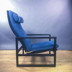 B rge Mogensen Borge Mogensen B rge Mogensen Model 2254 Ebonized Sled Chair Denmark - 1747504