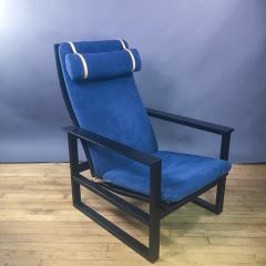 B rge Mogensen Borge Mogensen B rge Mogensen Model 2254 Ebonized Sled Chair Denmark - 1747506