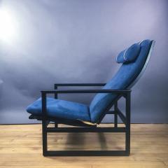 B rge Mogensen Borge Mogensen B rge Mogensen Model 2254 Ebonized Sled Chair Denmark - 1747509