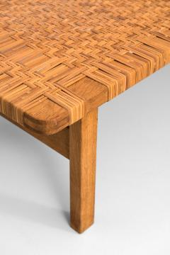 B rge Mogensen Borge Mogensen B rge Mogensen Side Table Produced by Fredericia Stolefabrik in Denmark - 1780261
