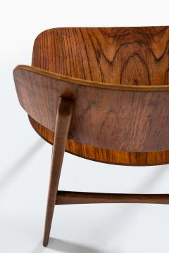 B rge Mogensen Borge Mogensen Dining Chairs Model 122 Shell Chair Produced by S borg M bler - 1986199