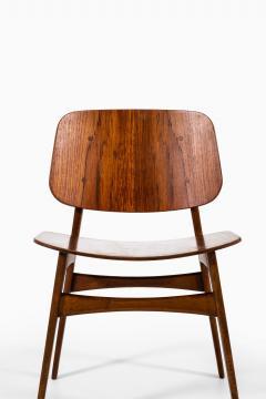 B rge Mogensen Borge Mogensen Dining Chairs Model 122 Shell Chair Produced by S borg M bler - 1986202