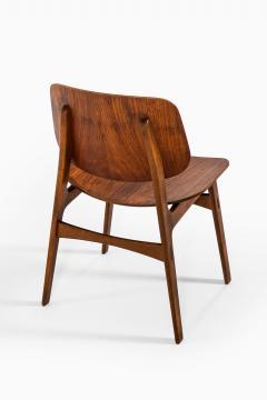 B rge Mogensen Borge Mogensen Dining Chairs Model 122 Shell Chair Produced by S borg M bler - 1986204
