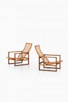 B rge Mogensen Borge Mogensen Easy Chairs Model BM 2254 Sl destolen Produced by Fredericia Stolefabrik - 1914803