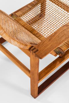 B rge Mogensen Borge Mogensen Easy Chairs Model BM 2254 Sl destolen Produced by Fredericia Stolefabrik - 1914804