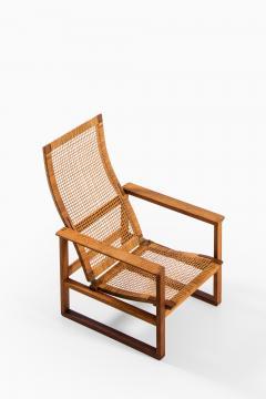 B rge Mogensen Borge Mogensen Easy Chairs Model BM 2254 Sl destolen Produced by Fredericia Stolefabrik - 1914810