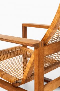 B rge Mogensen Borge Mogensen Easy Chairs Model BM 2254 Sl destolen Produced by Fredericia Stolefabrik - 1914811