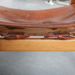 B rge Mogensen Borge Mogensen Pair of Spanish Chairs by B rge Mogensen for Fredericia Denmark 1960 - 1326476