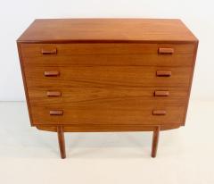 B rge Mogensen Borge Mogensen Scandinavian Modern Four Drawer Dresser Designed by Borge Mogensen - 1712304