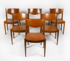 B rge Mogensen Borge Mogensen Set of Ten Dining Chairs for by Borge Mogensen for C M Madsens - 2140557