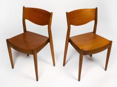 B rge Mogensen Borge Mogensen Set of Ten Dining Chairs for by Borge Mogensen for C M Madsens - 2140559