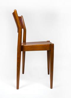 B rge Mogensen Borge Mogensen Set of Ten Dining Chairs for by Borge Mogensen for C M Madsens - 2140563