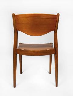 B rge Mogensen Borge Mogensen Set of Ten Dining Chairs for by Borge Mogensen for C M Madsens - 2140564
