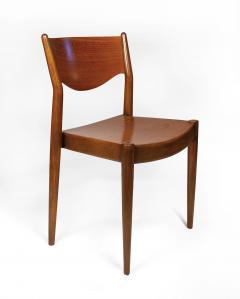 B rge Mogensen Borge Mogensen Set of Ten Dining Chairs for by Borge Mogensen for C M Madsens - 2140570
