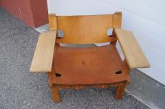 B rge Mogensen Borge Mogensen Spanish Chair by B rge Mogensen - 2124354