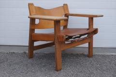 B rge Mogensen Borge Mogensen Spanish Chair by B rge Mogensen - 2124356