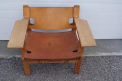 B rge Mogensen Borge Mogensen Spanish Chair by B rge Mogensen - 2124358