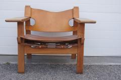 B rge Mogensen Borge Mogensen Spanish Chair by B rge Mogensen - 2124359