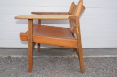 B rge Mogensen Borge Mogensen Spanish Chair by B rge Mogensen - 2124360