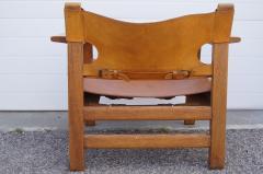 B rge Mogensen Borge Mogensen Spanish Chair by B rge Mogensen - 2124361