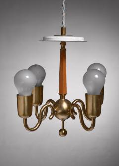 BOR NS BOR S Bor ns brass and fabric height adjustable pendant - 1702786