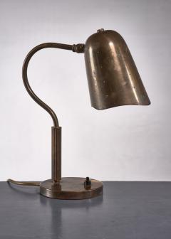 BOR NS BOR S Borens Boras brass table lamp - 1718958