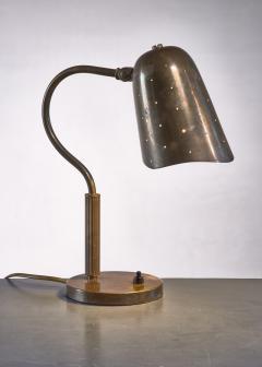 BOR NS BOR S Borens Boras brass table lamp - 1718960