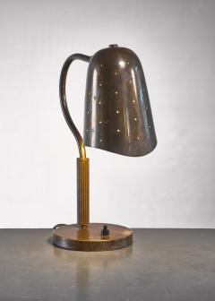 BOR NS BOR S Borens Boras brass table lamp - 1718962