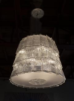 Baccarat Arik Levy for Baccarat Tuile de Cristal Chandelier - 1774218