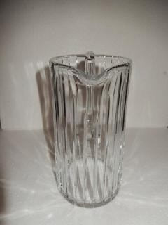 Baccarat Baccarat Tall Crystal Pitcher - 1329201
