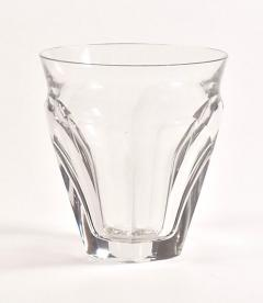 Baccarat Four Baccarat Harcourt Talleyrand Crystal Tumblers - 1024081