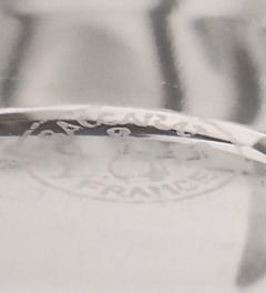 Baccarat Four Baccarat Harcourt Talleyrand Crystal Tumblers - 1024082