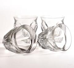 Baccarat Four Baccarat Harcourt Talleyrand Crystal Tumblers - 1024084
