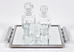 Baccarat French 1940s crystal dressing table set by Baccarat - 779356