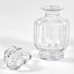 Baccarat French 1940s crystal dressing table set by Baccarat - 779357