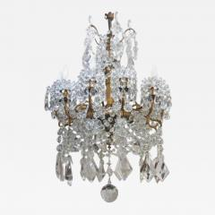 Baccarat L 12 Neoclassical Chandelier by Baccarat - 259907