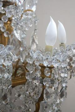 Baccarat L 12 Neoclassical Chandelier by Baccarat - 259914