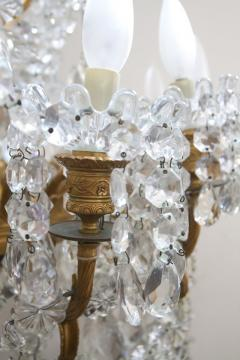Baccarat L 12 Neoclassical Chandelier by Baccarat - 259915