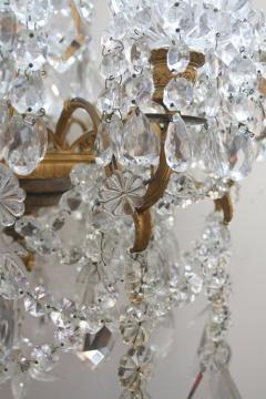 Baccarat L 12 Neoclassical Chandelier by Baccarat - 259916