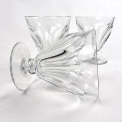 Baccarat Set of 24 Baccarat Crystal Talleyrand Wine Water and Liqueur Glasses - 2065721