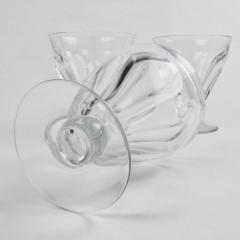 Baccarat Set of 24 Baccarat Crystal Talleyrand Wine Water and Liqueur Glasses - 2065722