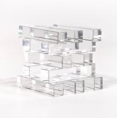 Baccarat Set of Twelve Baccarat Vega Crystal Knife Rests - 1023872
