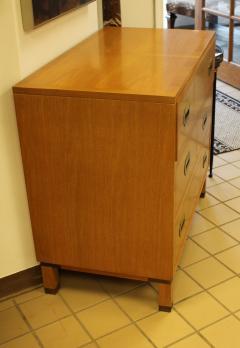 Baker Furniture Co Vintage Modern Milling Road Tall Dresser By Baker    146097